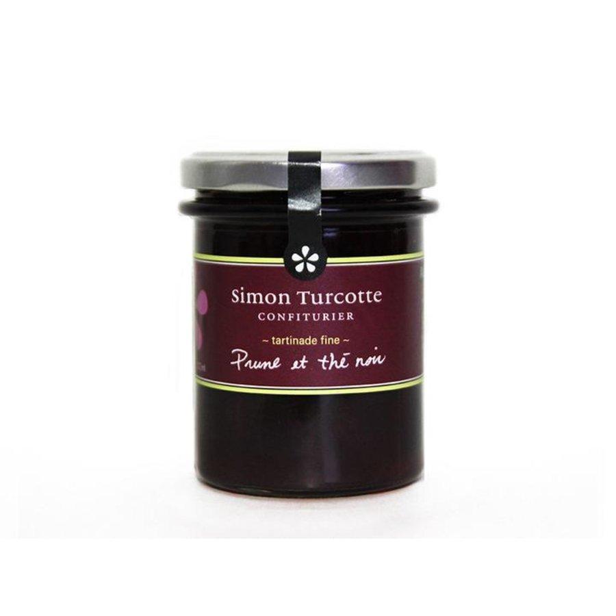 Petit dejeuner gourmet Prune et thé noir 212 ml   Simon Turcotte