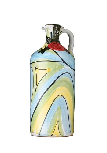 Olive oil ceramic jar 500 ml | Galantino