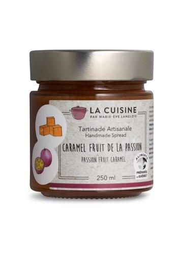 La Cuisine par Marie-Ève Langlois | Caramel fruit de la passion | 250ml