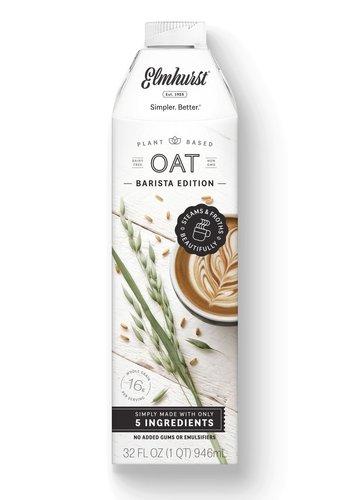 Milked Oats - Barista Edition946ml |Elmhurst|