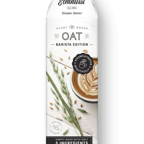 Milked Oats - Barista Edition946ml |Elmhurst|