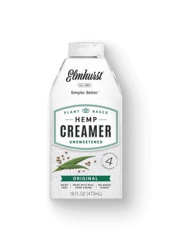 Original Hemp Creamer  473ml |Elmhurst|