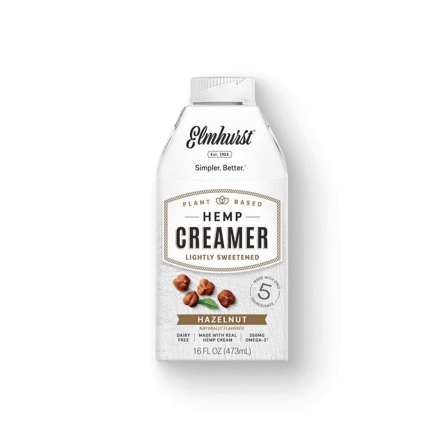 Hazelnut Hemp Creamer473ml |Elmhurst|