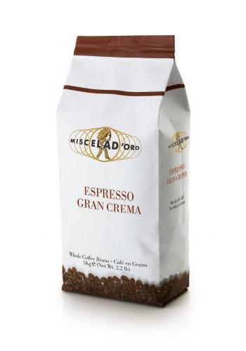 Gran crema en grain  Miscela D'Oro   1kg