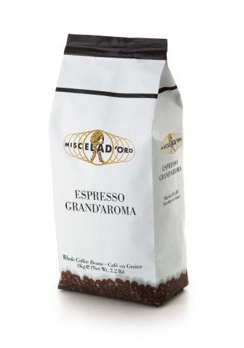 Grand aroma grain   Miscela d'Oro  1kg