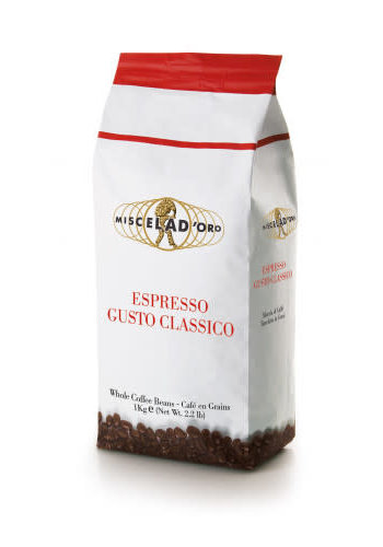 Café Espresso Gusto Classico grain   1kg