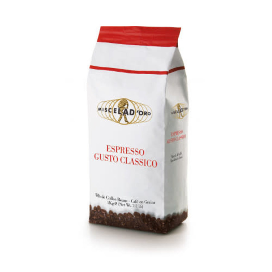 Espresso gusto classico grain 1kg