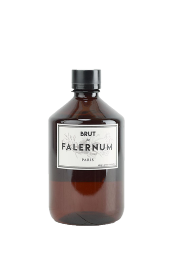 Bacanha | Farlernum syrup (Ginger, lemon, almond and vanilla) organic | 500 ml