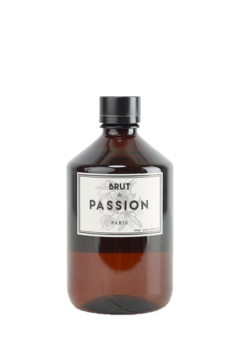 Bacanha Sirop de fruits de la passion  bio 500 ml