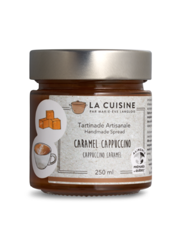 Marie-Eve Langlois   Cappuccino Caramel   250ml