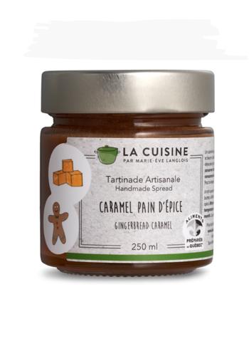 La Cuisine par Marie-Ève Langlois - Caramel Pain d'épices - 250ml