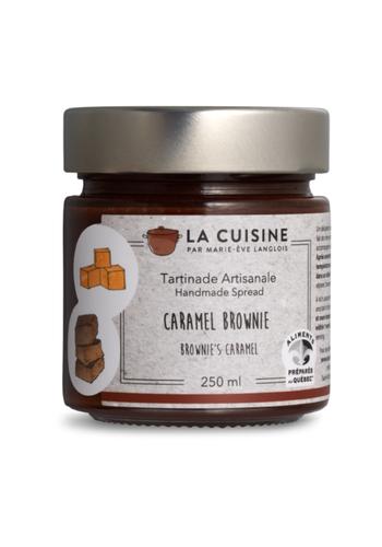 La Cuisine par Marie-Ève Langlois - Caramel Brownie - 250 ml