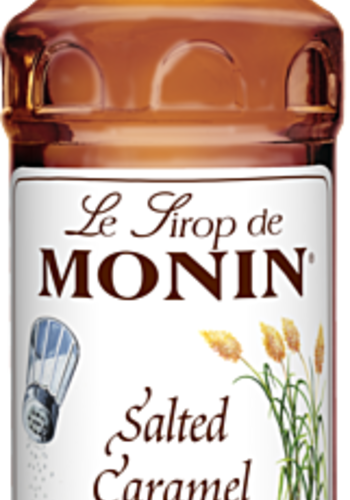 Sirop Monin Caramel salé 750ml |Monin