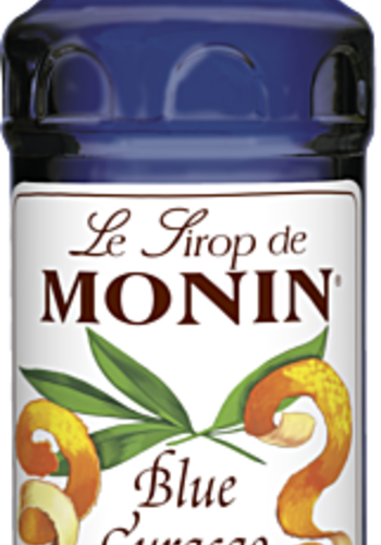 Sirop Monin curaçao bleu 750 ml | Monin