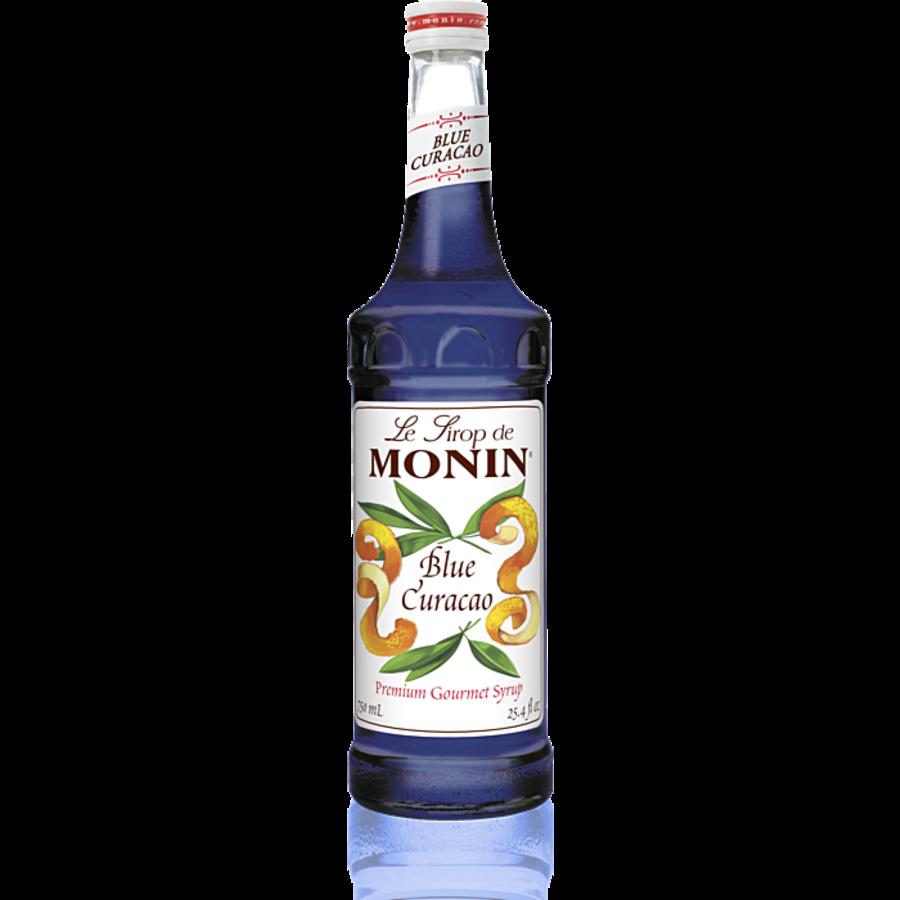 Sirop Monin curaçao bleu