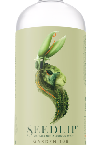 Seedlip - Garden 108 - Spiritueux Distillés Sans Alcool