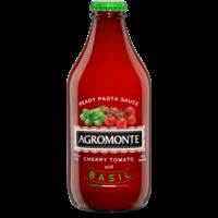 Sauce pour pâtes aux tomates cerises et basilic| Agromonte 320ml