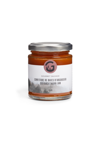 Sea Buckthorn Jam 190 ml