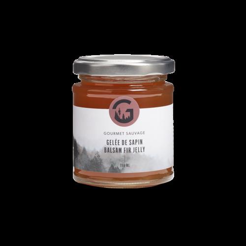 Gelée De Sapin 190 ml   Gourmet Sauvage