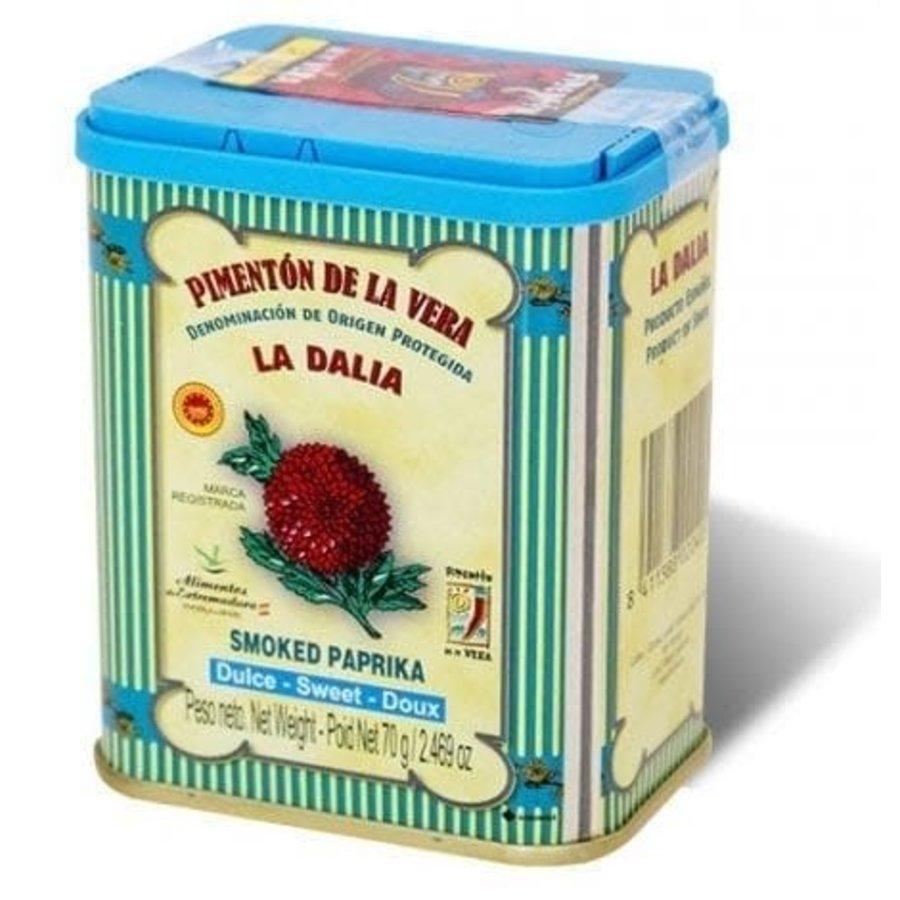 Paprika doux 70g | La  Dalia