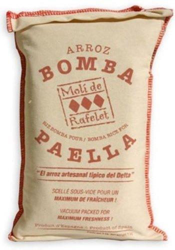 Riz Bomba 1KG | Moli de Rafelet