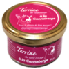 Terrine cerf rouge canneberges 80g | Cerfs Rouges Labrecque