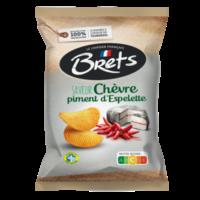 Brets Chèvre & piment d'Espelette 125gr