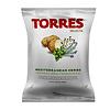 Croustilles à l'huile d'olive et herbes mediterranéennes 150g | Torres