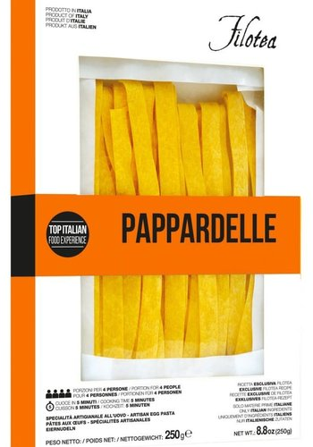 Pappardelle  250g |Filotea