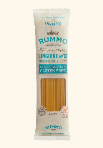 Linguine Sans Gluten 400g |Rummo