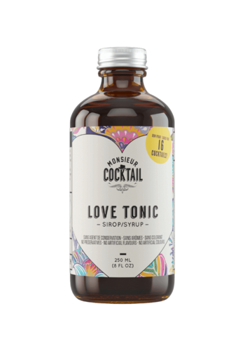 Monsieur Cocktail - Love Tonic -250 ml