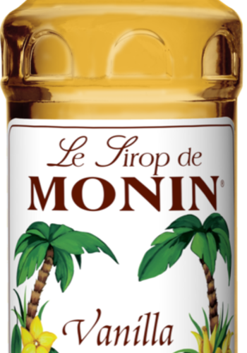 Sirop Monin vanille 750 ml | Monin