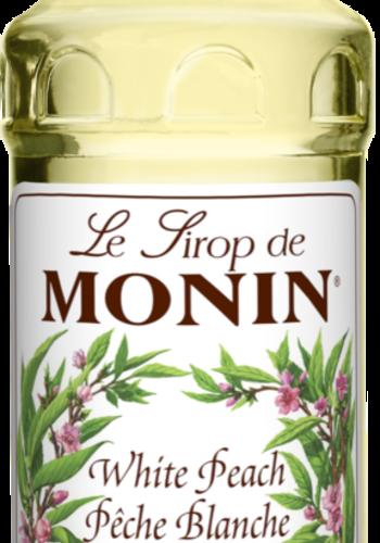 Sirop Monin pêche blanche 750 ml |Monin