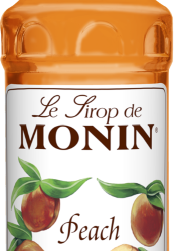 Sirop Monin pêche  750ml | Monin