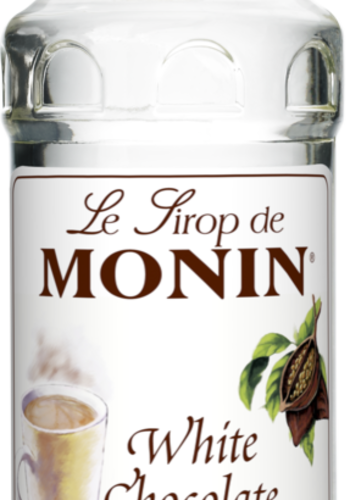 Sirop Chocolat blanc | Monin | 750 ml