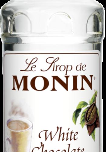 Sirop Monin chocolat blanc 750ml |Monin