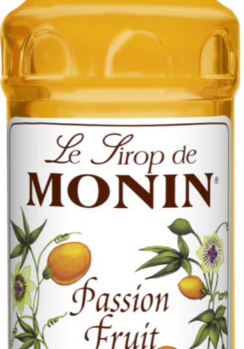 Sirop fruit de la passion |  Monin 750ml