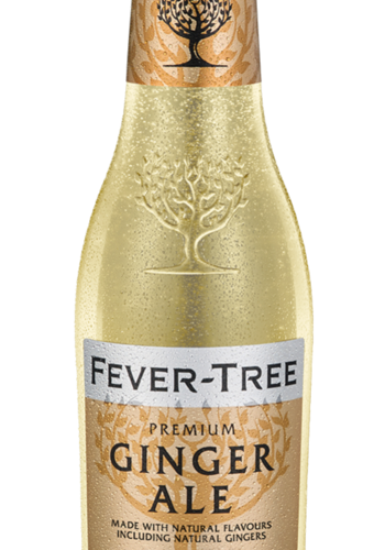 Soda gingembre (Ginger Ale) - Orange épicé - 200ml | Fever Tree