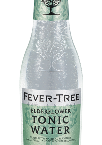 Fever-Tree - Eau tonic sureau - 200ml