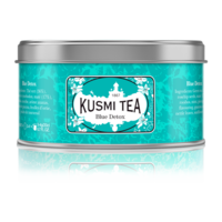 Kusmi Tea - Blue Detox - Boîte Métal - 125g