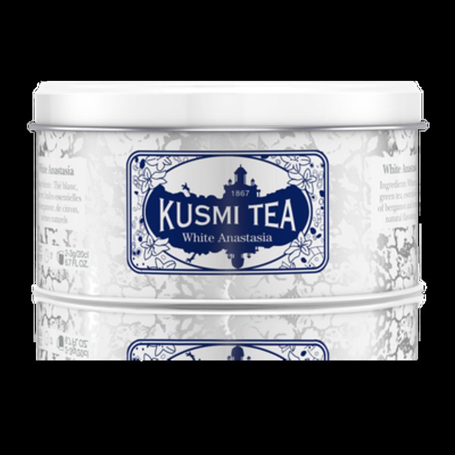 Kusmi Tea - Anastasia blanc - Boîte Métal 90g