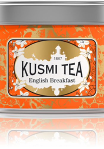 Kusmi Tea - English Breakfast- Boîte métal - 125g