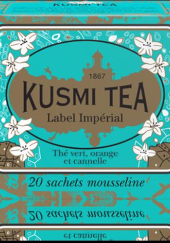 Label Impérial - 20 sachets de 44g | Kusmi Tea