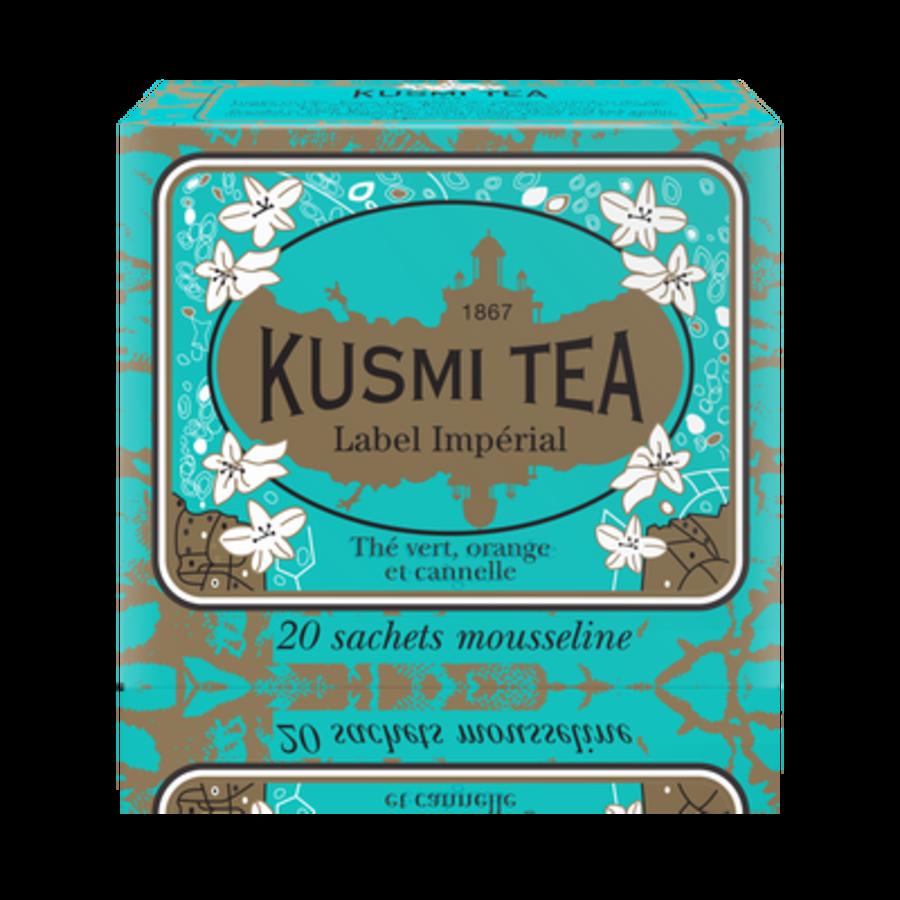 Label Impérial - 20 sachets de 44g   Kusmi Tea