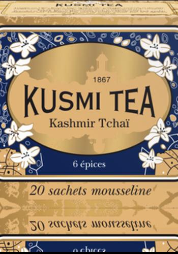 Kashmir Tchaï - 20 sachets 44g | Kusmi Tea