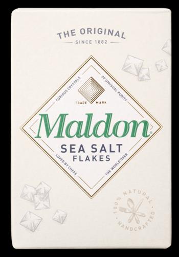 Flocon de sel de mer 125g | Maldon
