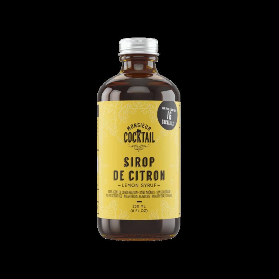 Monsieur Cocktail - Élixir de citron - 250 ml