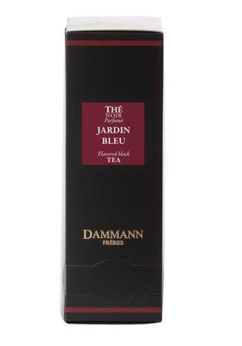 Dammann Frères - Jardin Bleu - Thé noir - 24 sachets