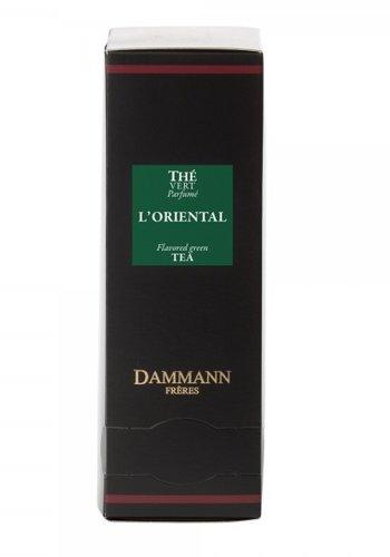 Thé vert parfumé Goût L'oriental  24 sachets | Dammann