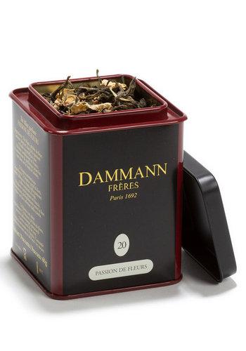 Thé blanc Passion de Fleurs #20 100g | Dammann Frères